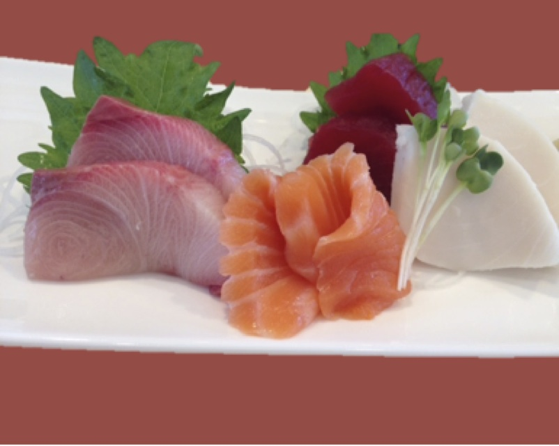 Raw Salmon Tuna